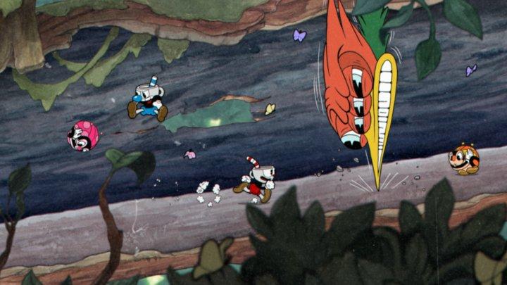 Screenshot de Cuphead
