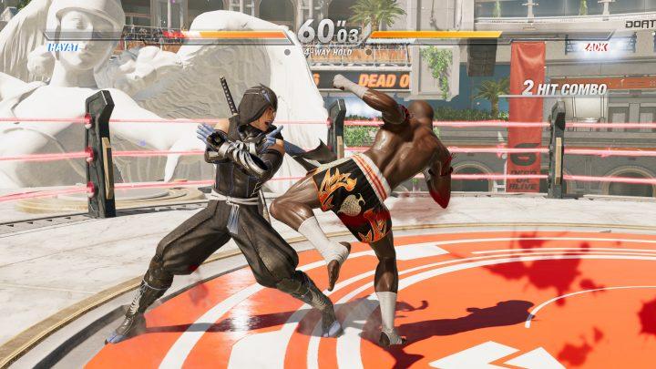 Screenshot de Dead or Alive 6