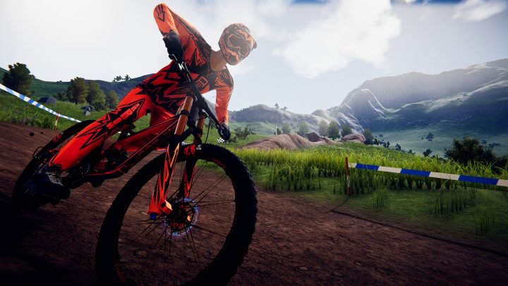 Screenshot de Descenders