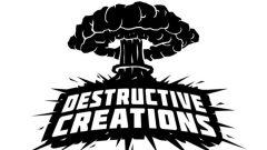 Jaquette de Destructive Creations