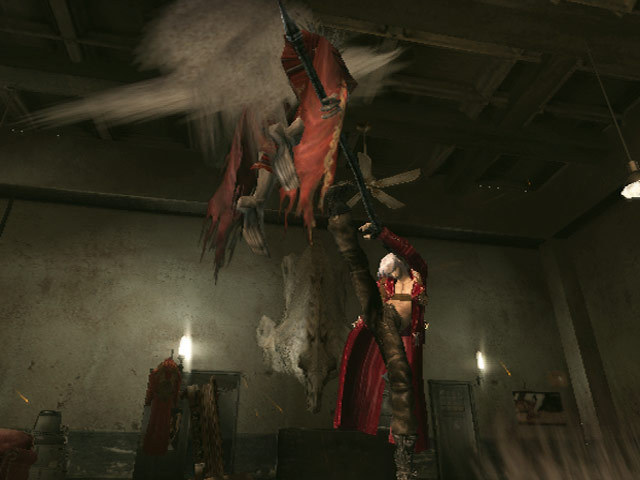 Screenshot de Devil May Cry 3 : Dante's Awakening – Special Edition