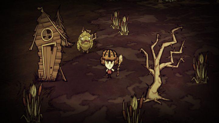 Screenshot de Don't Starve