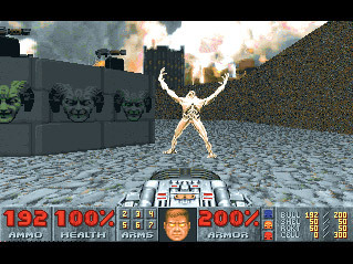 Screenshot de Doom II : Hell on Earth
