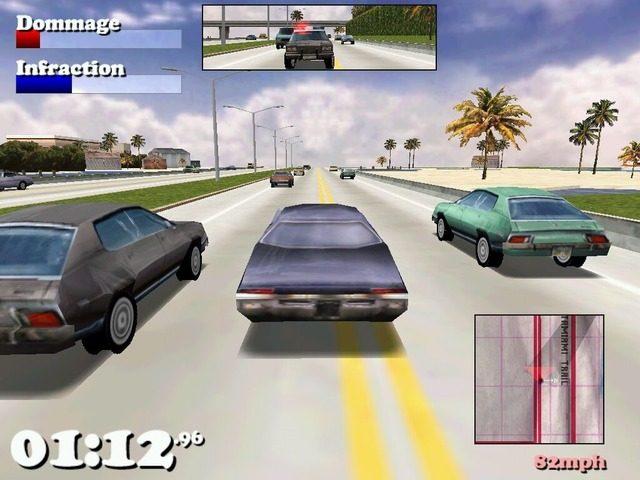 Screenshot de Driver