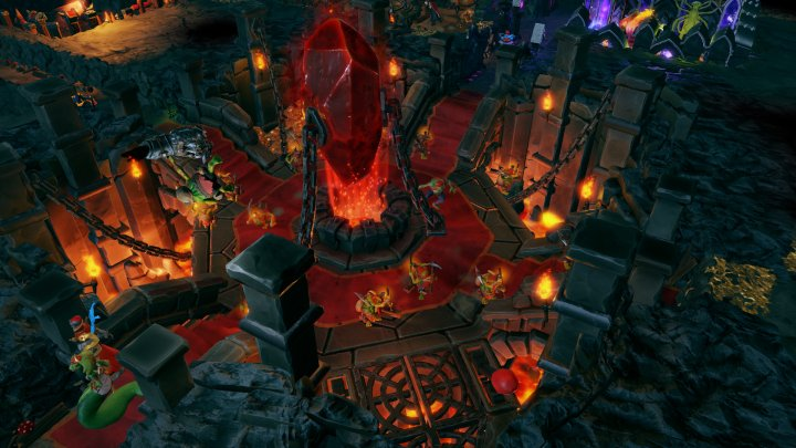 Screenshot de Dungeons 3