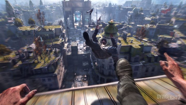 Screenshot de Dying Light 2