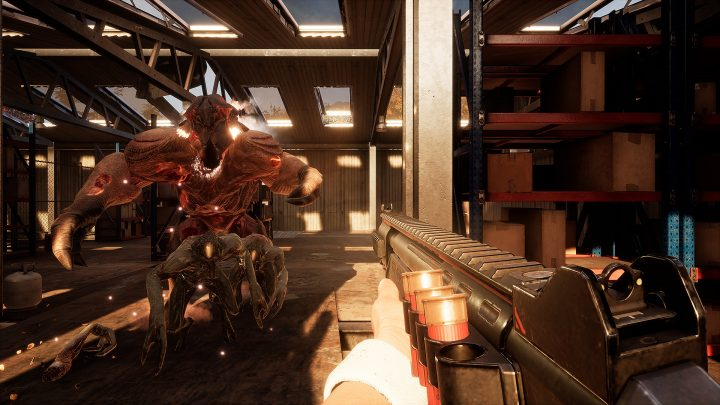 Screenshot de Earthfall
