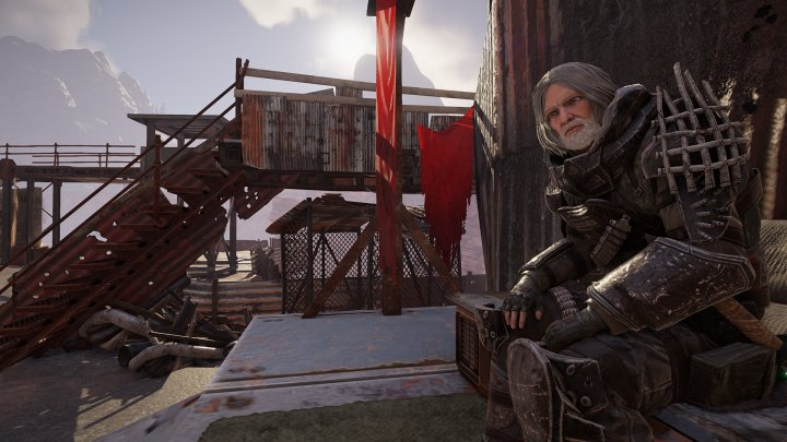 Screenshot de ELEX