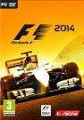 Jaquette de F1 2014