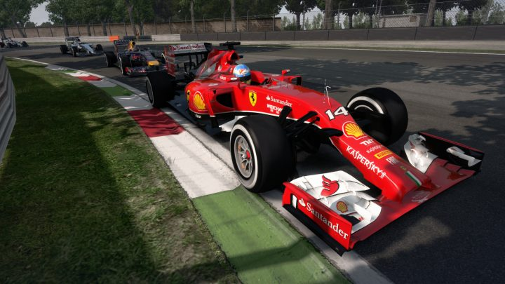 Screenshot de F1 2014