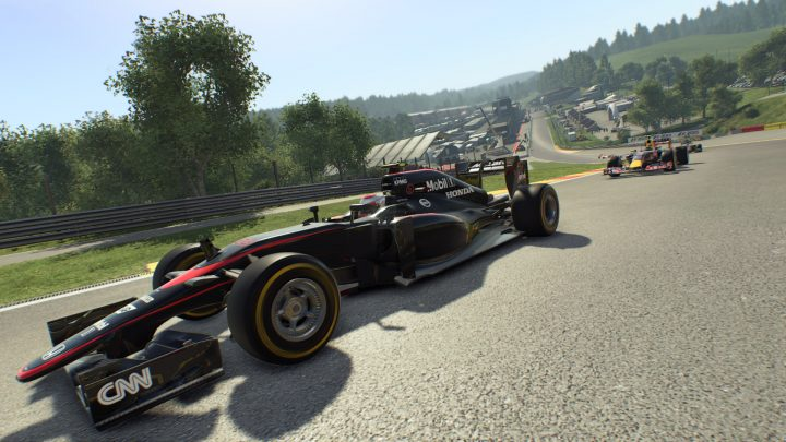 Screenshot de F1 2015