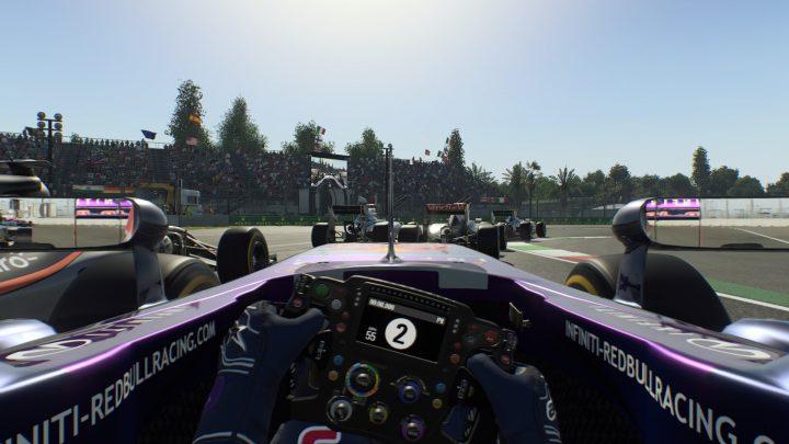 Screenshot de F1 2015