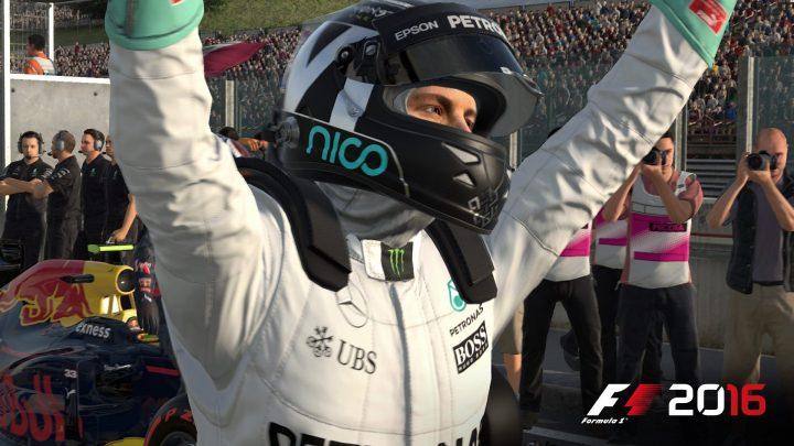 Screenshot de F1 2016