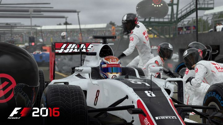 Screenshot de F1 2016