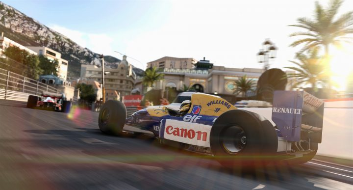 Screenshot de F1 2017