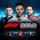 Jaquette de F1 2018