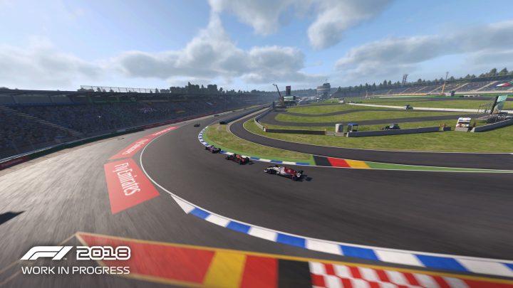 Screenshot de F1 2018