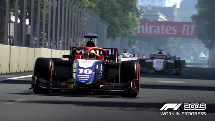 Screenshot de F1 2019