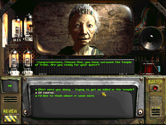 Screenshot de Fallout 2
