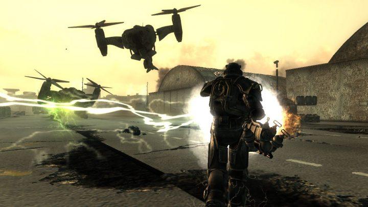 Screenshot de Fallout 3 : Broken Steel