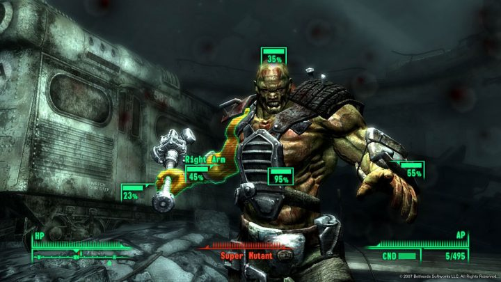 Screenshot de Fallout 3