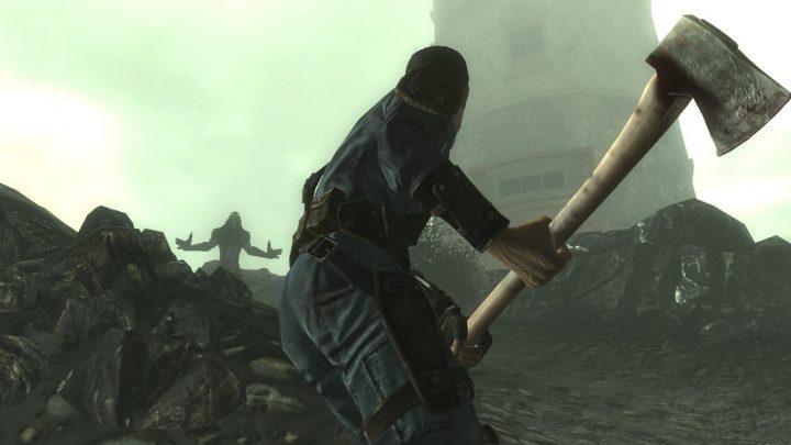 Screenshot de Fallout 3 : Point Lookout