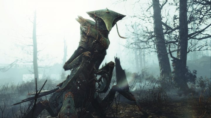Screenshot de Fallout 4 : Far Harbor