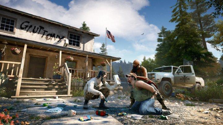 Screenshot de Far Cry  5