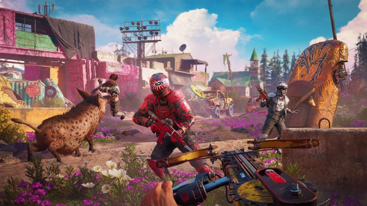 Screenshot de Far Cry : New Dawn