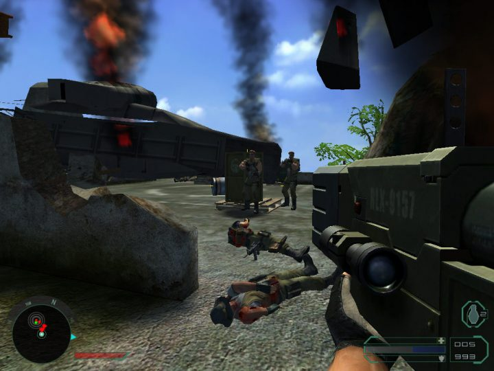 Screenshot de Far Cry