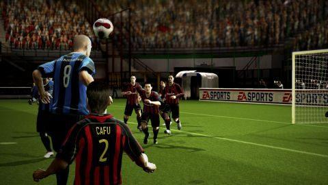 Screenshot de FIFA 07