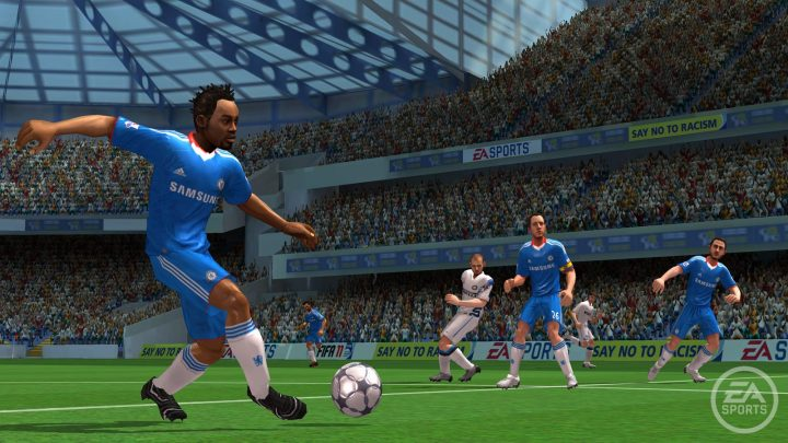 Screenshot de FIFA 11