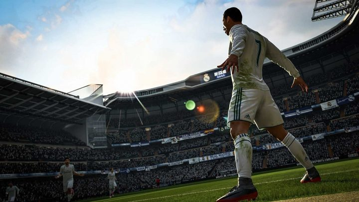Screenshot de FIFA 18