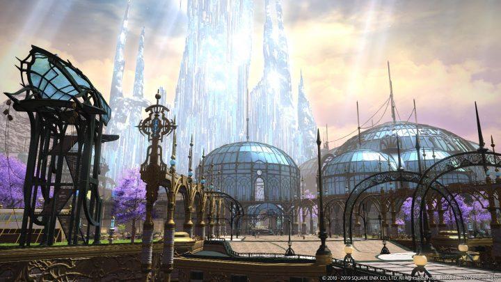 Screenshot de Final Fantasy XIV : Shadowbringers