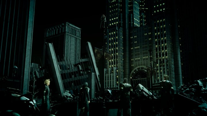 Screenshot de Final Fantasy XV