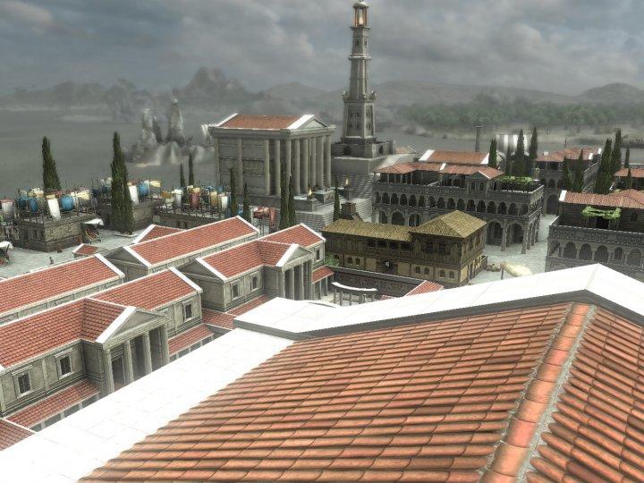 Screenshot de Grand Ages : Rome