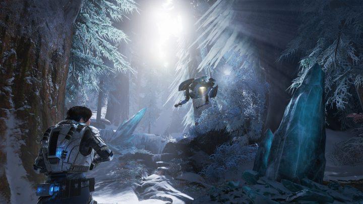 Screenshot de Gears 5