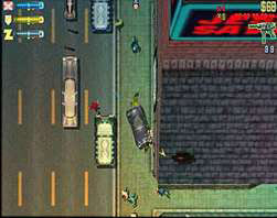 Screenshot de Grand Theft Auto 2