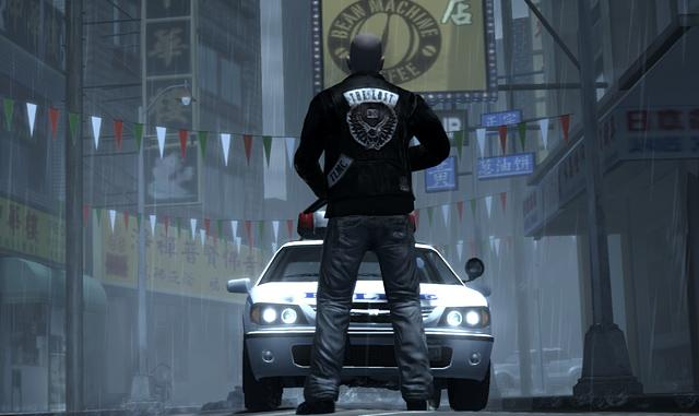 Screenshot de Grand Theft Auto : Episodes from Liberty City
