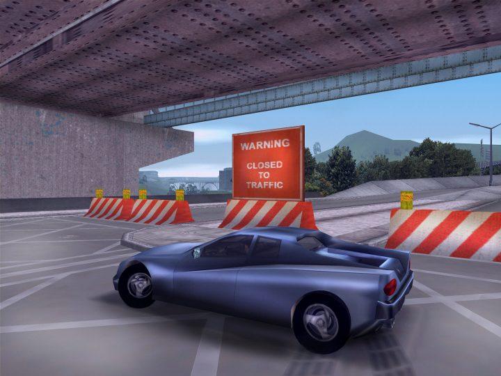 Screenshot de Grand Theft Auto III