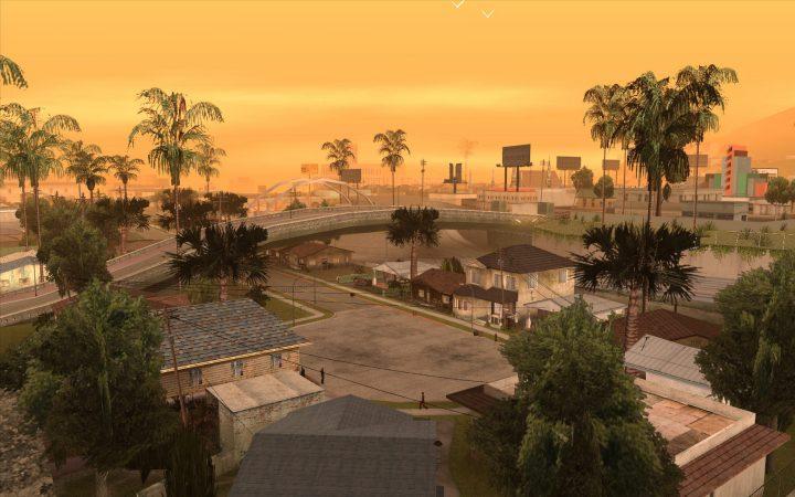 Screenshot de Grand Theft Auto : San Andreas