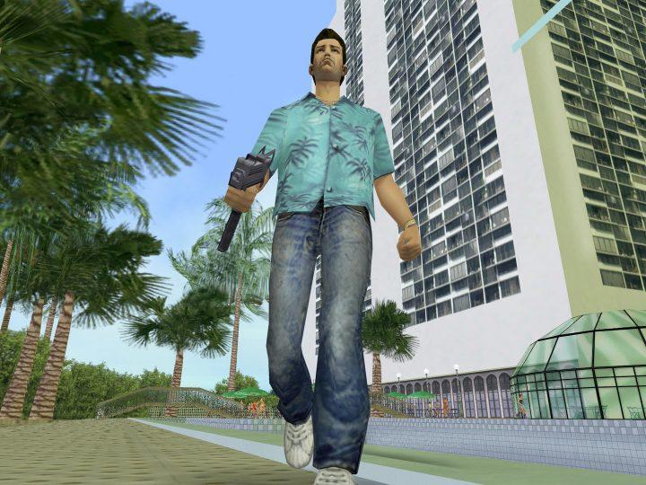 Screenshot de Grand Theft Auto : Vice City