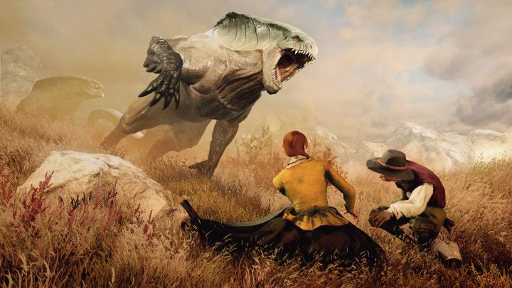 Screenshot de GreedFall