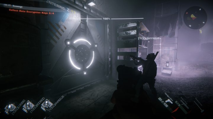 Screenshot de GTFO