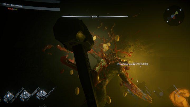 Screenshot de GTFO