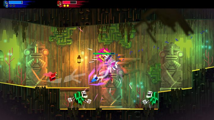 Screenshot de Guacamelee! 2