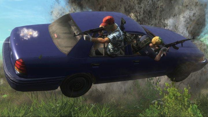 Screenshot de H1Z1