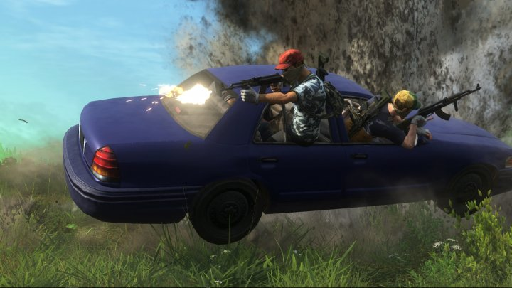 Screenshot de H1Z1
