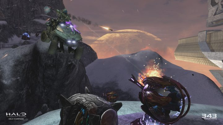 Screenshot de Halo : The Master Chief Collection