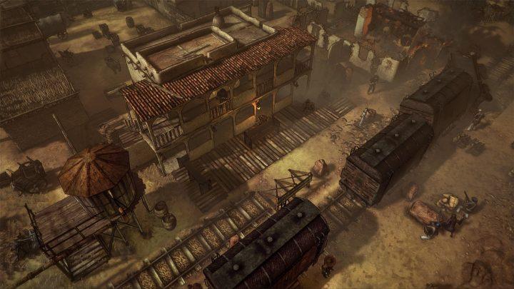 Screenshot de Hard West